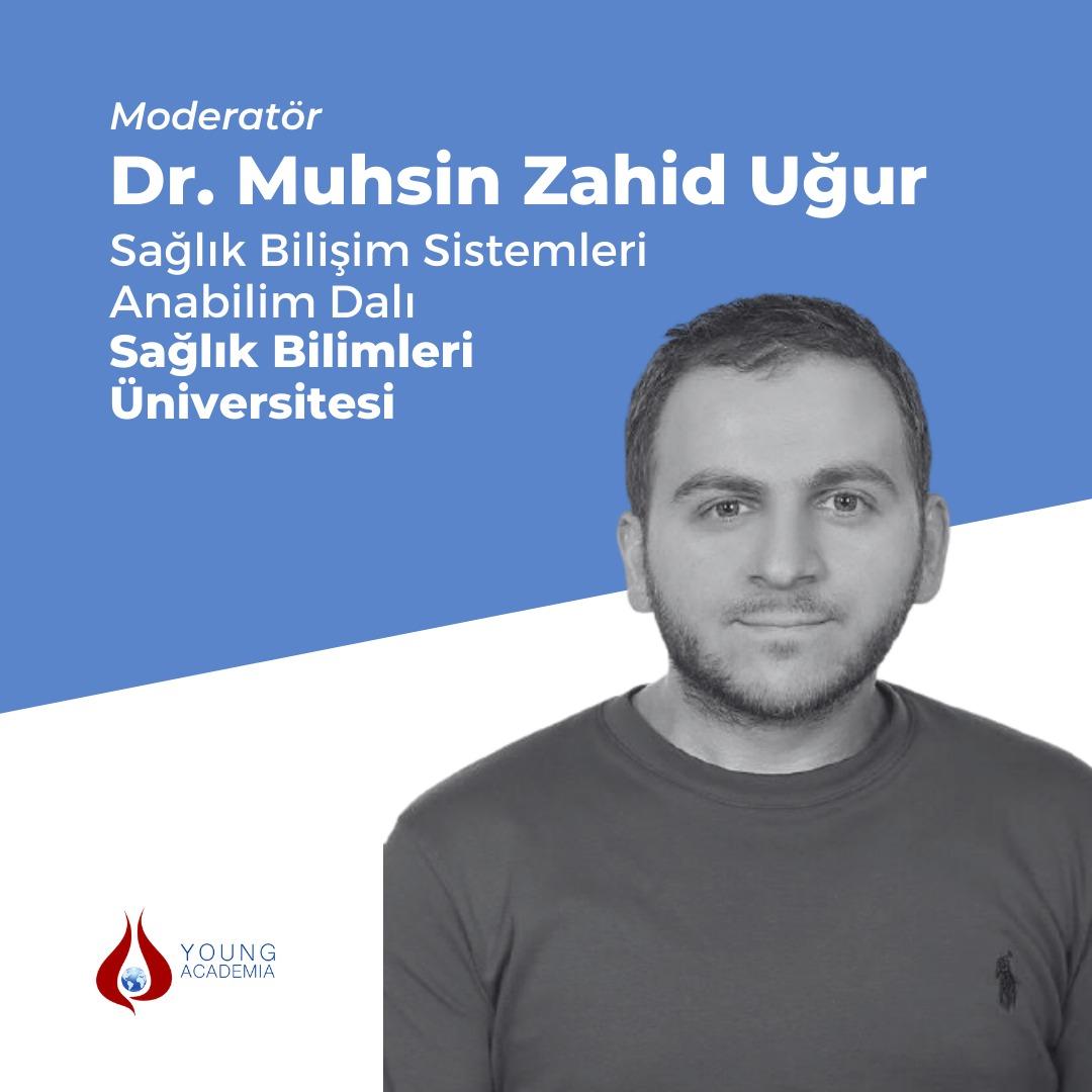 Muhsin Zahid Uğur, Moderatör