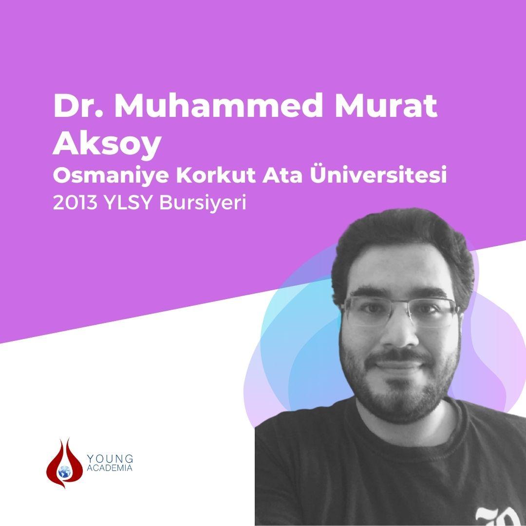 Muhammed Murat Aksoy